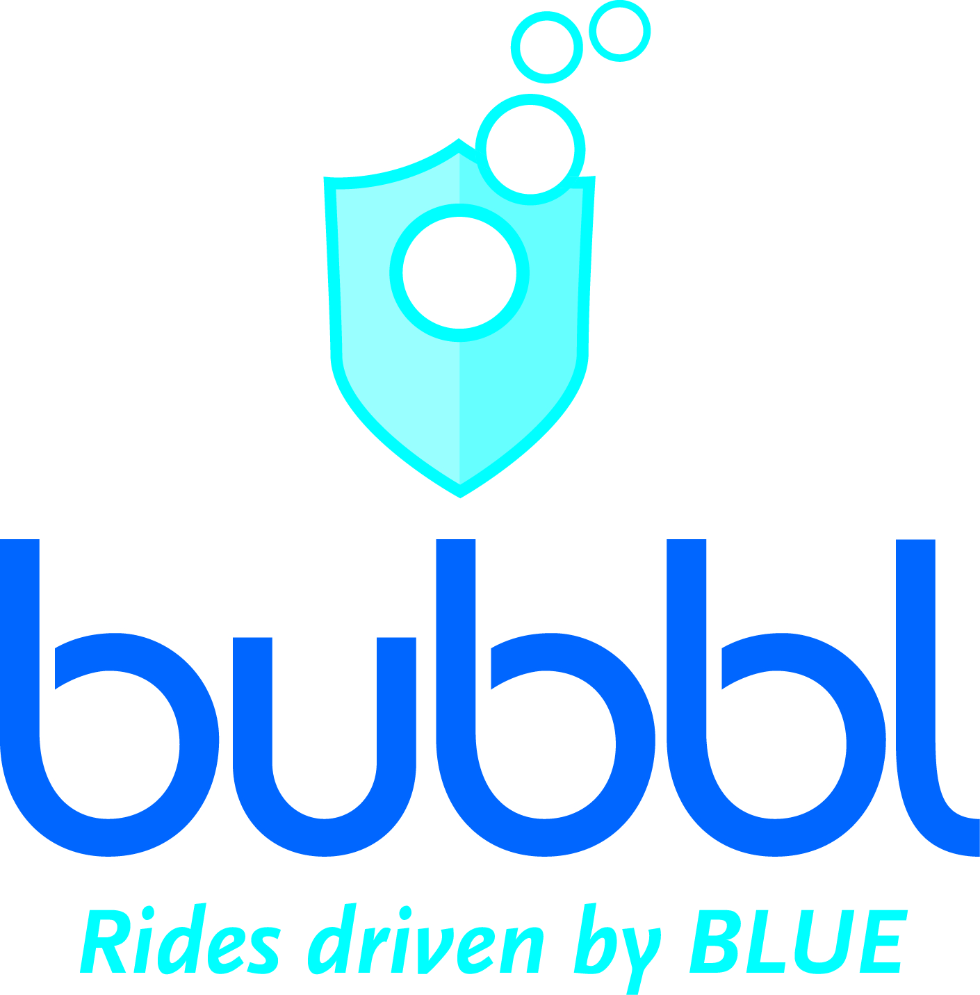 Bubbl vertical logo