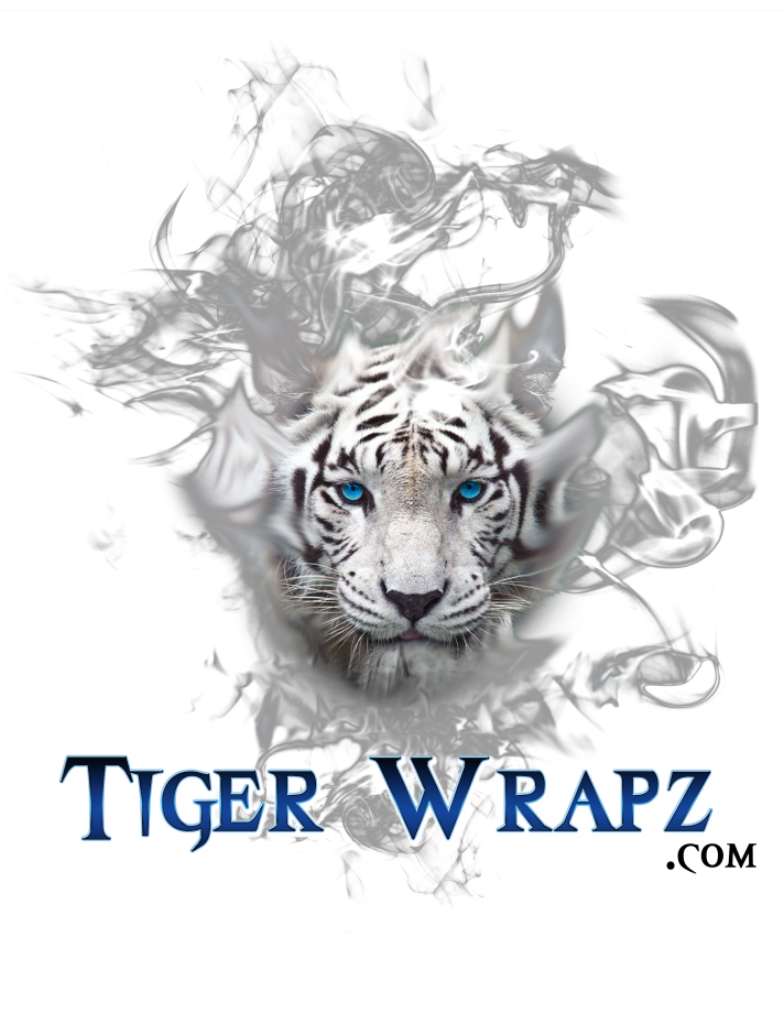 Tiger Wraps logo