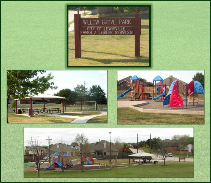 a08baec9c6325 playground and pavilion at Willow Grove Park