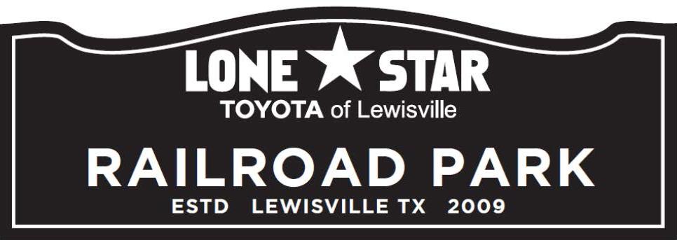 Prime Lone Star Toyota Of Lewisville Railroad Park City Of Download Free Architecture Designs Ferenbritishbridgeorg